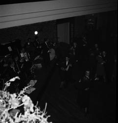 Häggbom. Dansen på Södra Station. 1937