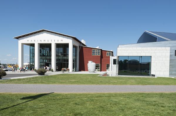 <p>Marinmuseum i Karlskrona är ett statligt museum med inriktning på Sveriges sjöförsvar.</p>