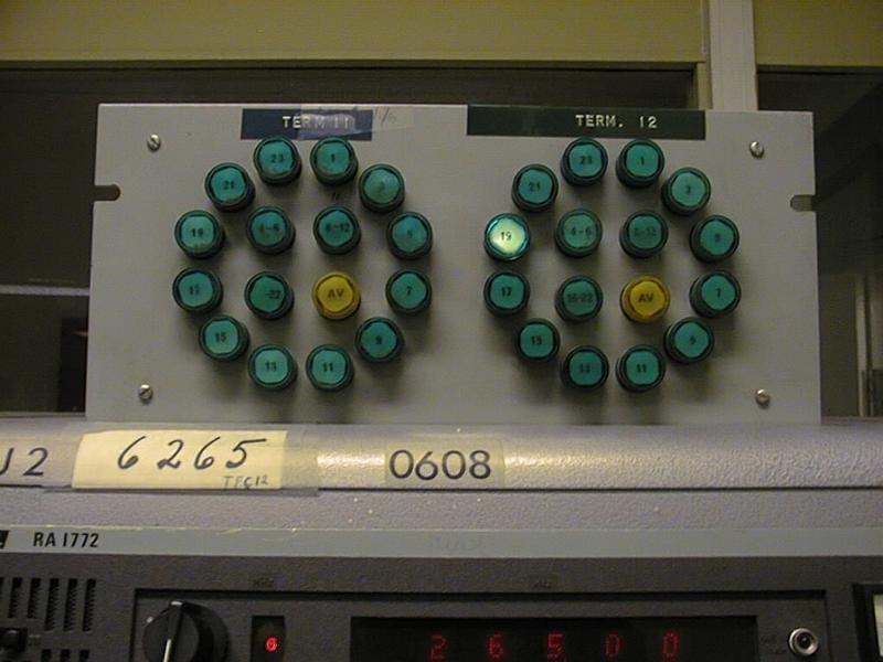 Radio- og kringskastingsstasjoner. Rogaland kystradio Skjæveland, 1999 (Foto/Photo)