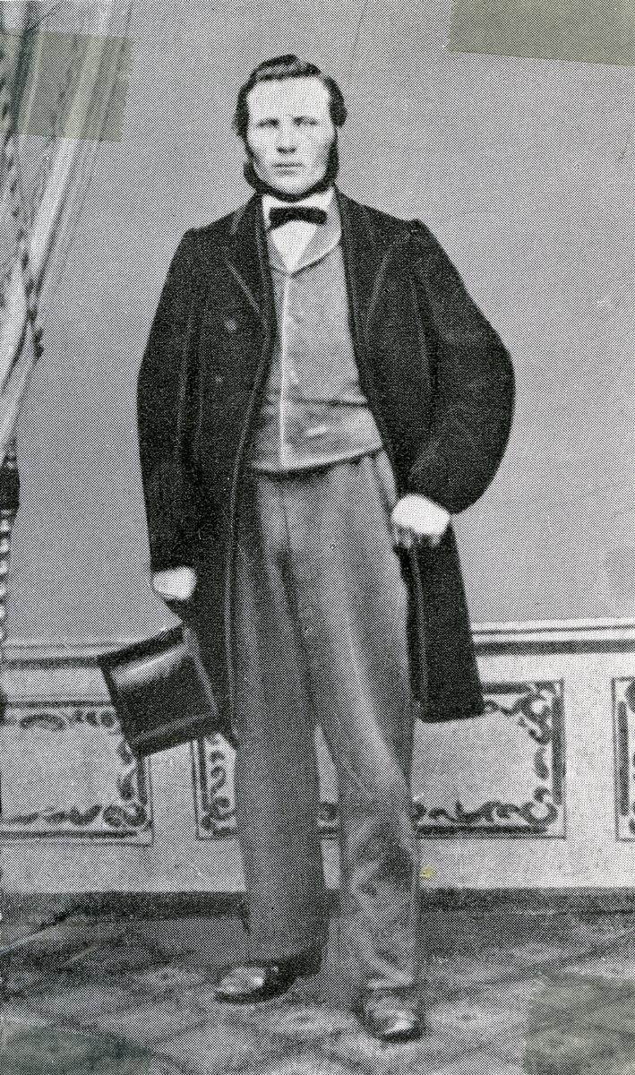 Johan Lindeqvist.