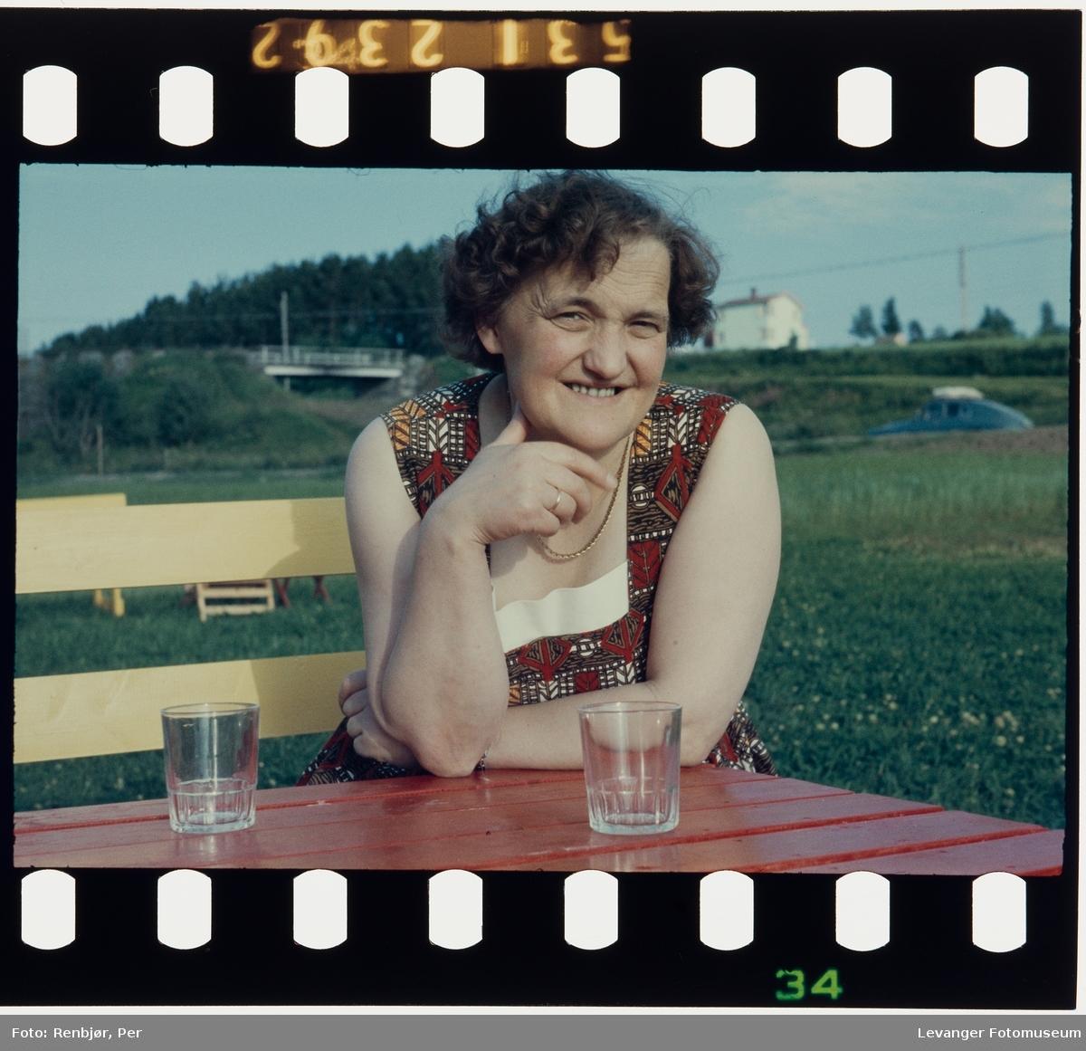 Fra 125-års jubileet i Levanger, 1961.