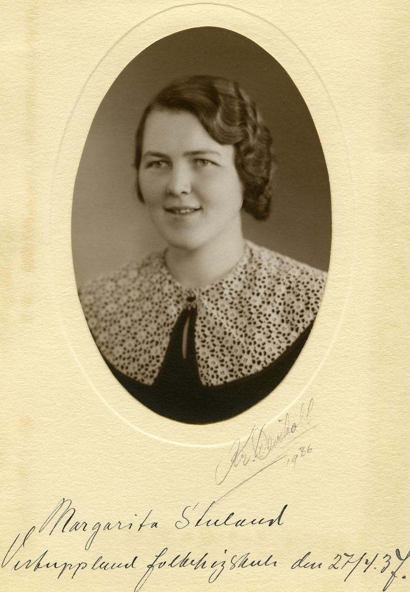 Margarita Stuland.