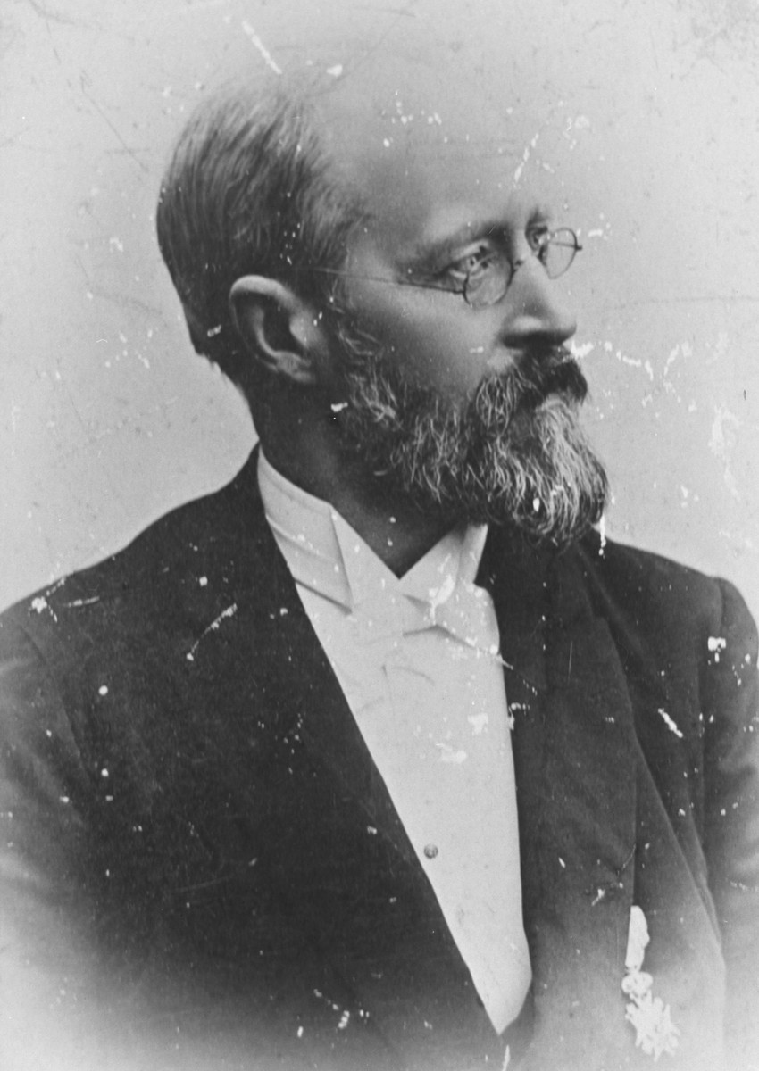 Bachke, Anton Sophus (1836 - 1919)