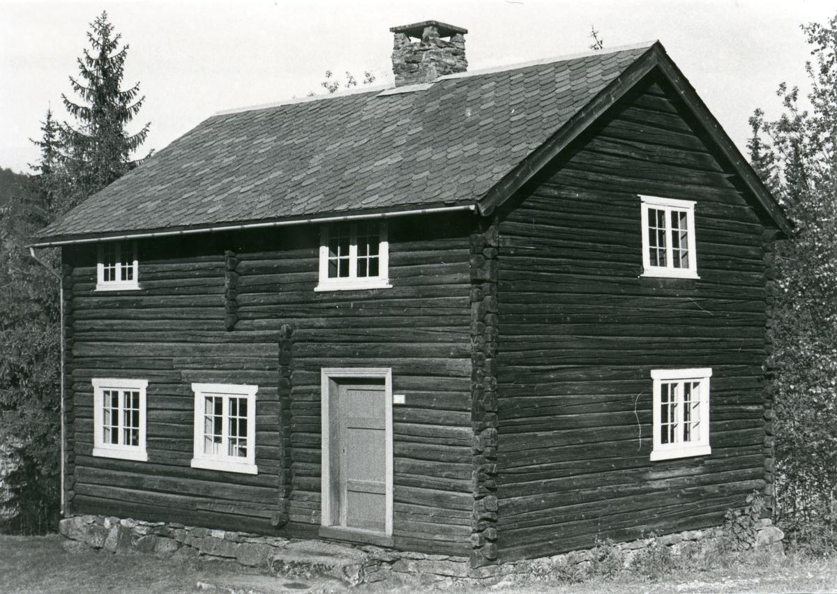 Islandsmobygningen, Bagn Bygdesamling, Sør-Aurdal.