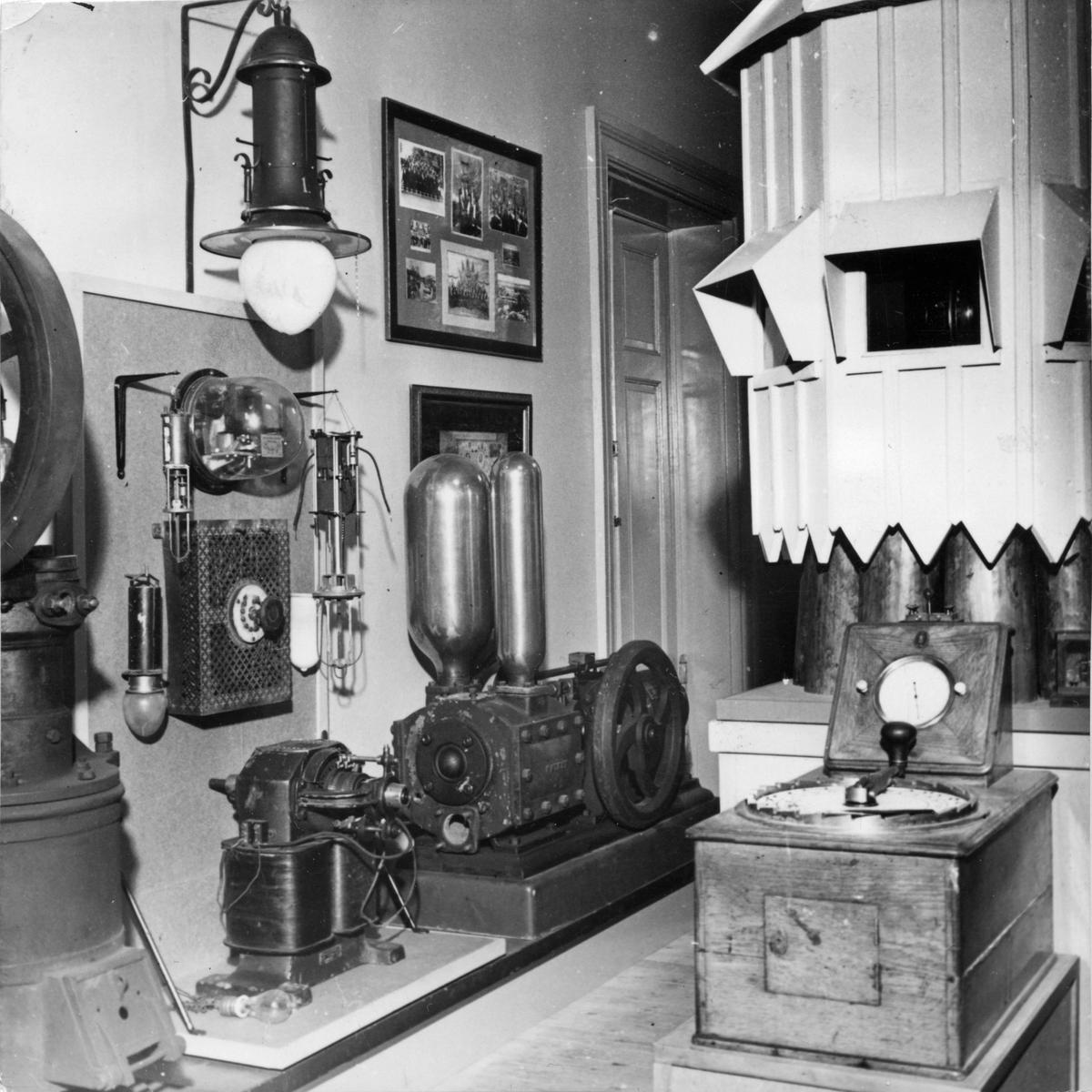Gamla museets basutställning. (Karlberg?)