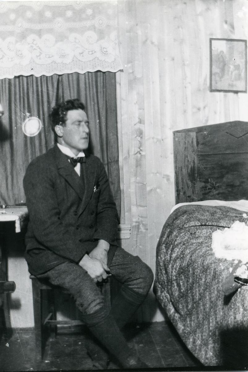 Knut Sørflaten.