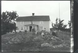 Tillbergs säteri i Hjorted.