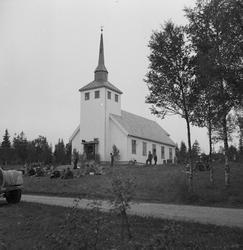 Salen kirke innvielse