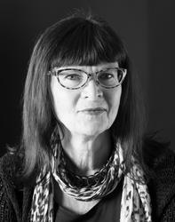 Porträtt Lena Kättström-Höök, intendent Nordiska museet