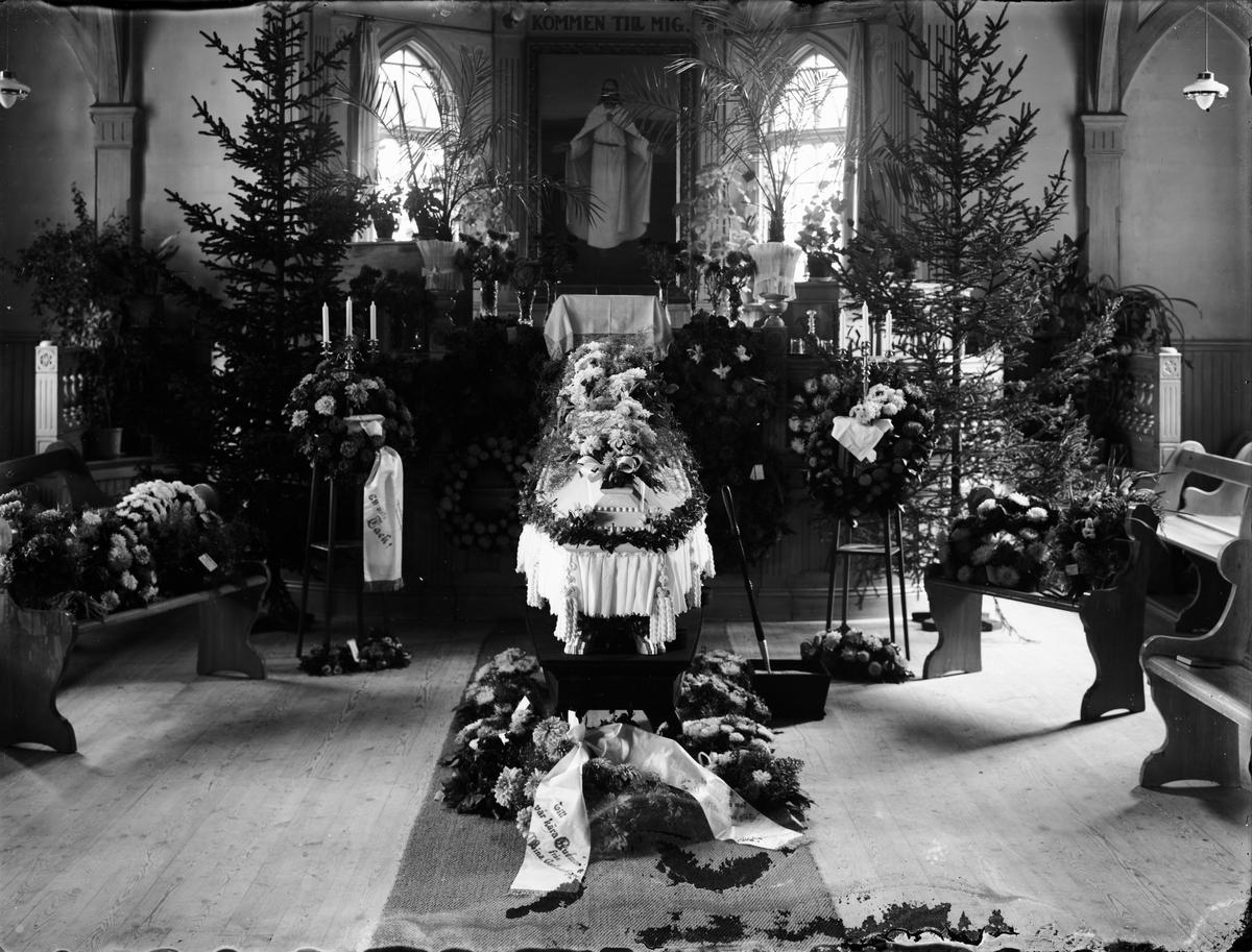 Begravning, Östhammar, Uppland