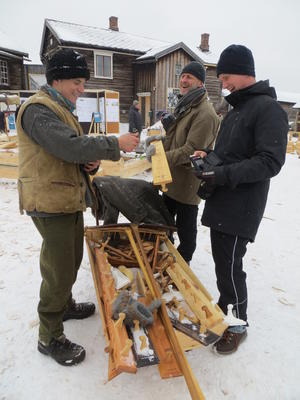 Hasse og Anders fra Älvdalen