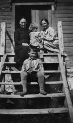 Fra Haugland på Vesterfjell, ca.1930.