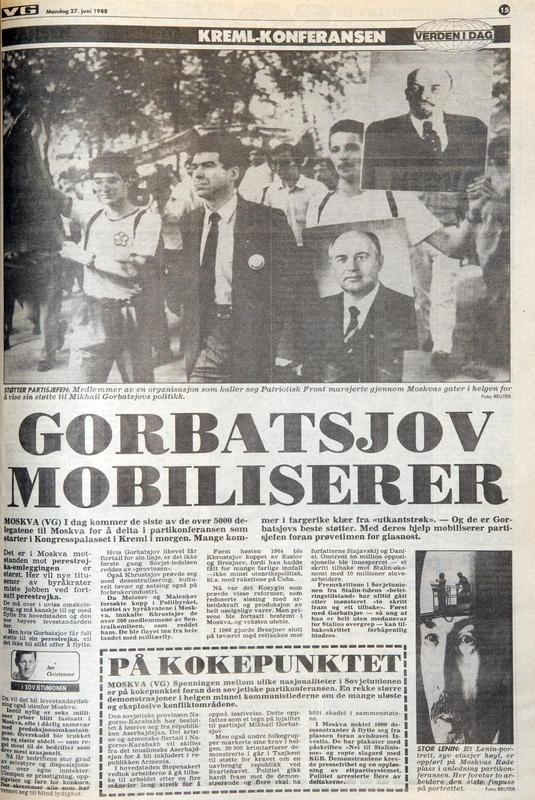 VG 1988 (Foto/Photo)