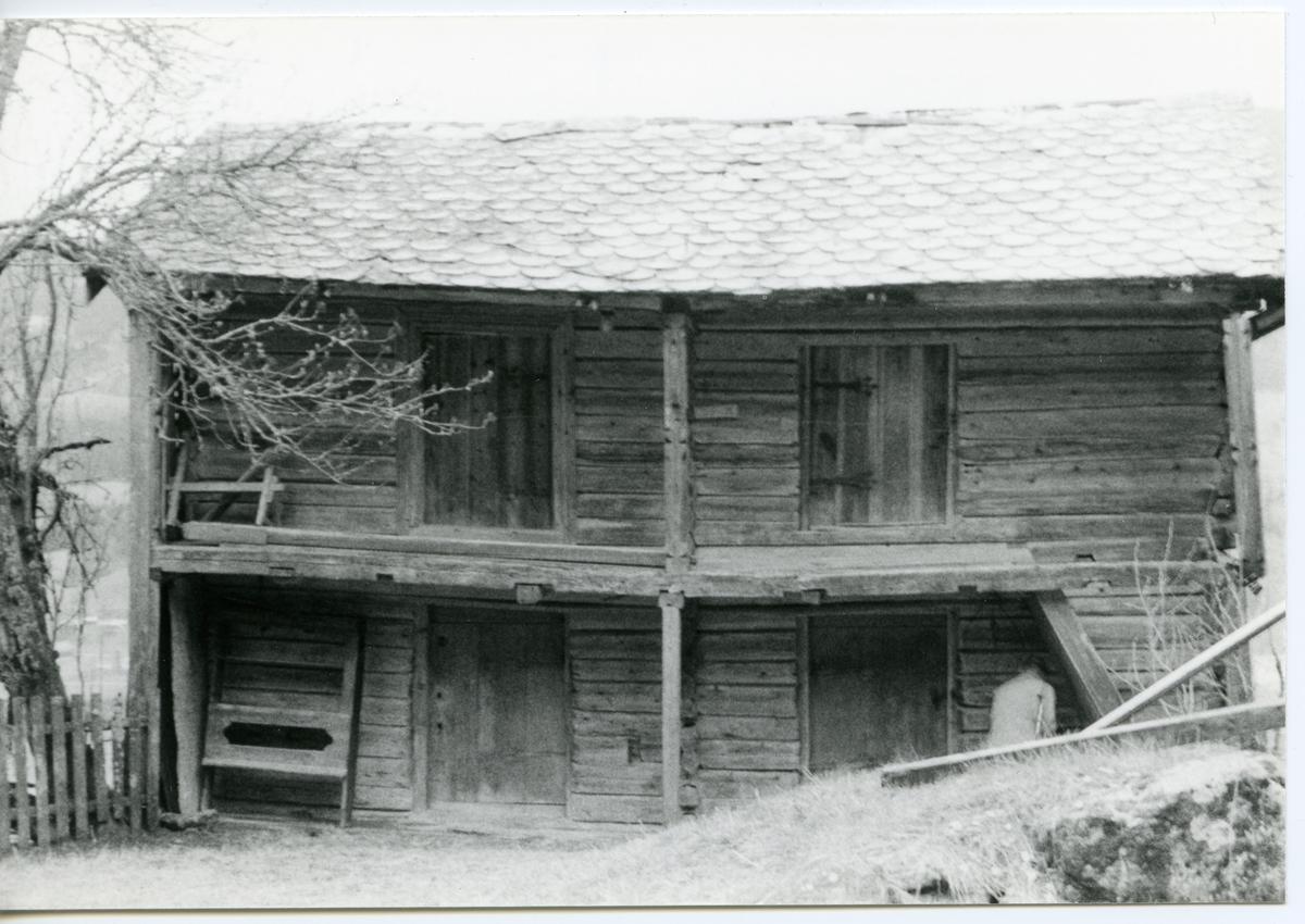 Stabbur. Erlandshaugen, Sør-Aurdal
