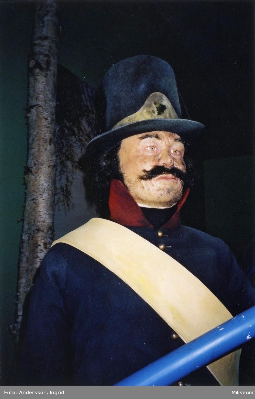 Armémuseum. Svensk Artillerist, 1808-1809 års krig.