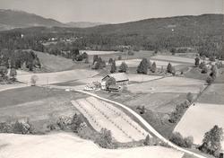 Flyfoto av Norheim