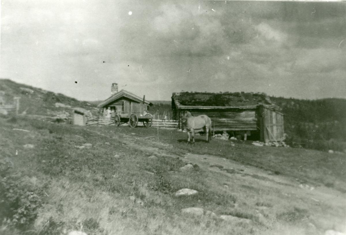 Hovda seter i Muggedalen, Sør-Aurdal