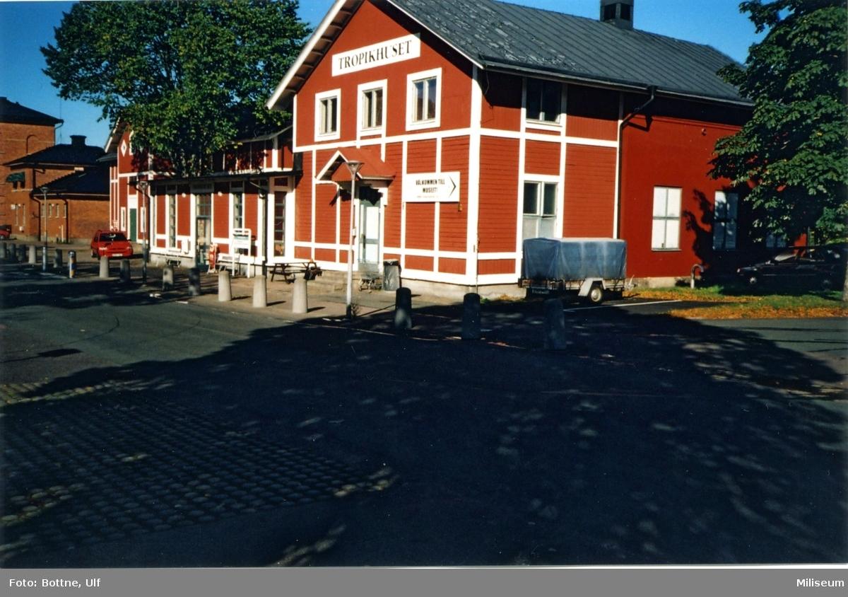 Tropikhuset, Jönköping.