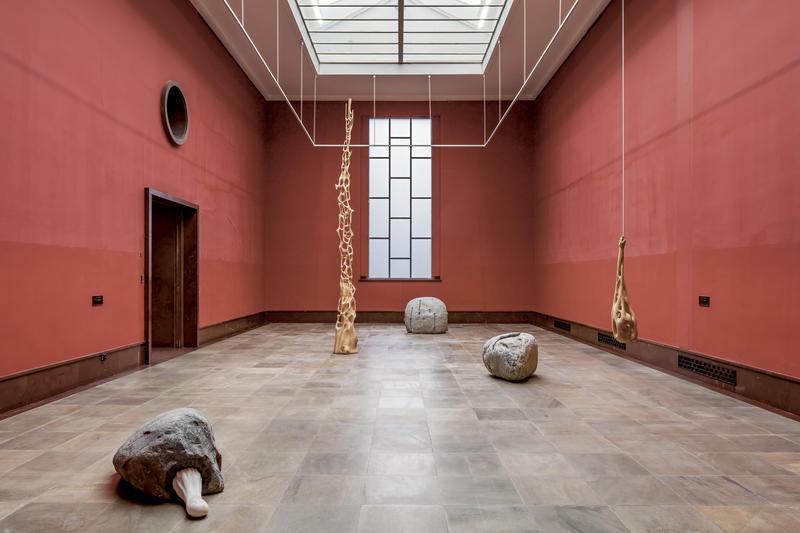 Mattias Härenstam installation photo from The Vigeland museum 2016. (Foto/Photo)