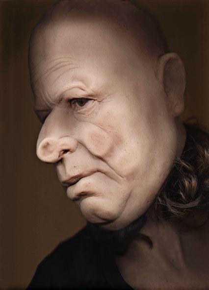 Vibeke Tandberg, Old Man #14, 2015, courtesy Vibeke Tandberg og OSL contemporary.
