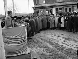 """""""Stor dag för S. G. S. och 'Mälardalen"""", Uppsala 1940"""