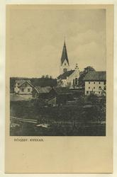 Högsby kyrka.