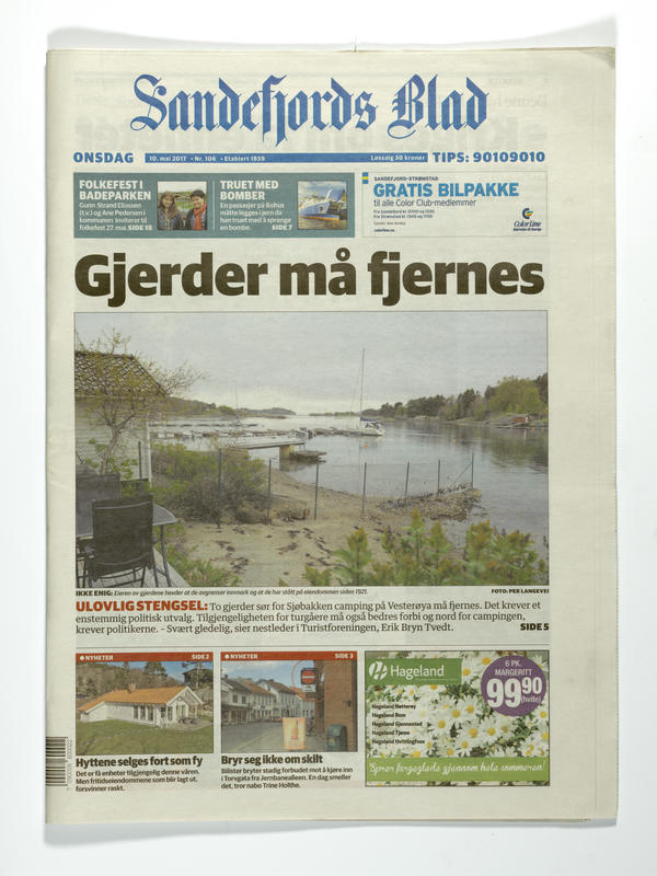 Sandefjord Blad