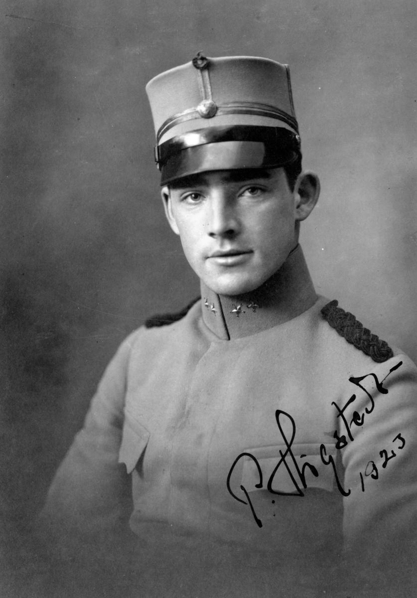Högstedt, löjtnant Ing 1.