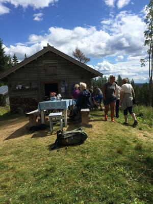 Sommer i Skålbergsætra. Foto/Photo