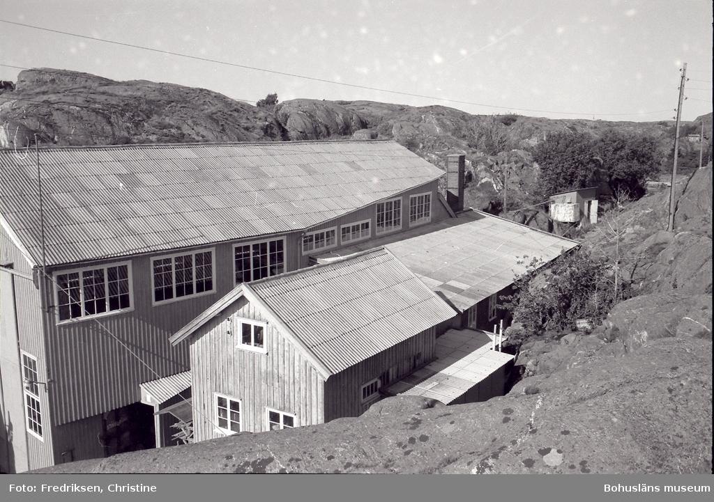 Hälleviksstrands Slip & varv 1980