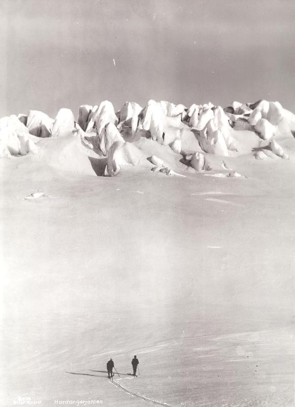 Hardangerjøkulen 1908