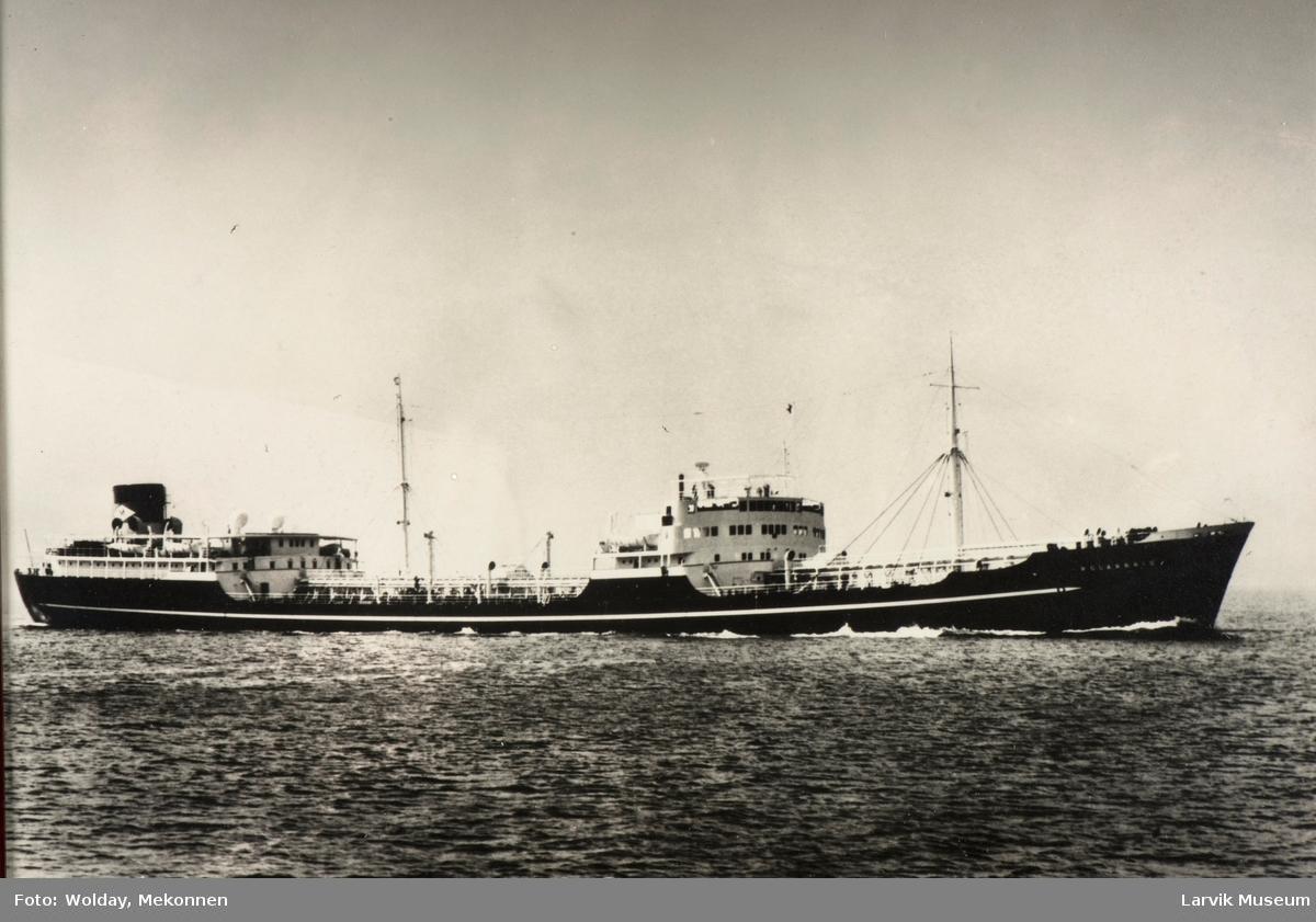 Tankskipet TS Polarbris