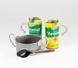 Tin Mugs [Sukkerkopp]