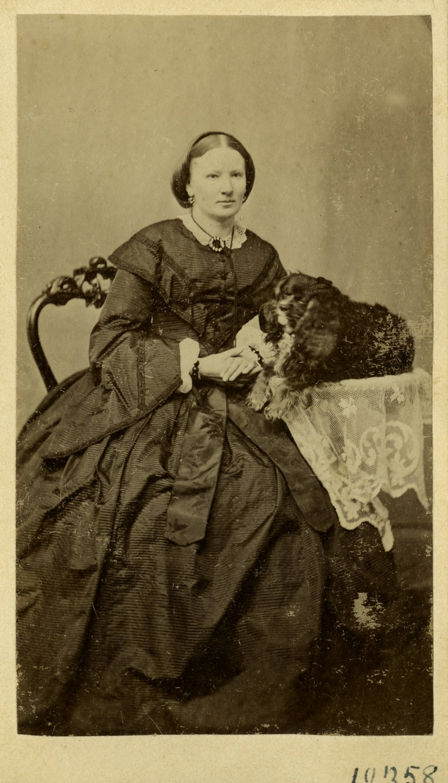 Anna Amalia Posse, gift Beijer.