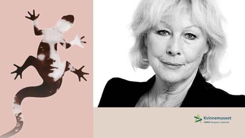 Lise Fjeldstad leser Dagny Juels tekster