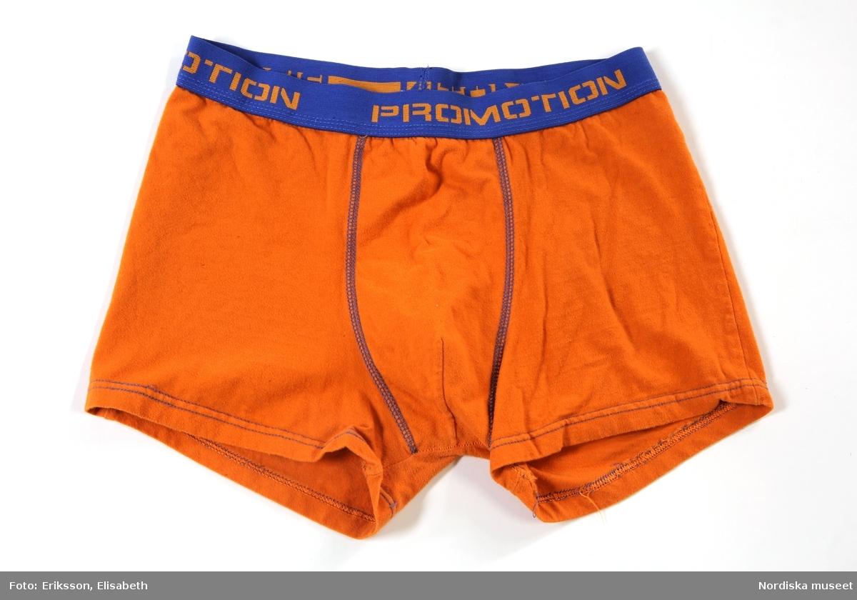 Kalsonger i boxermodell (åtsittande variant) med korta ben. Av 95% bomull  och 1cd2a2994a303