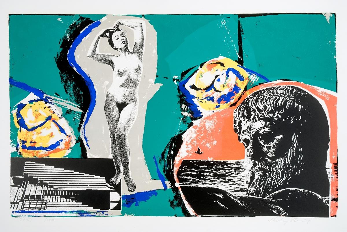 Seus och Afrodite [Grafik]
