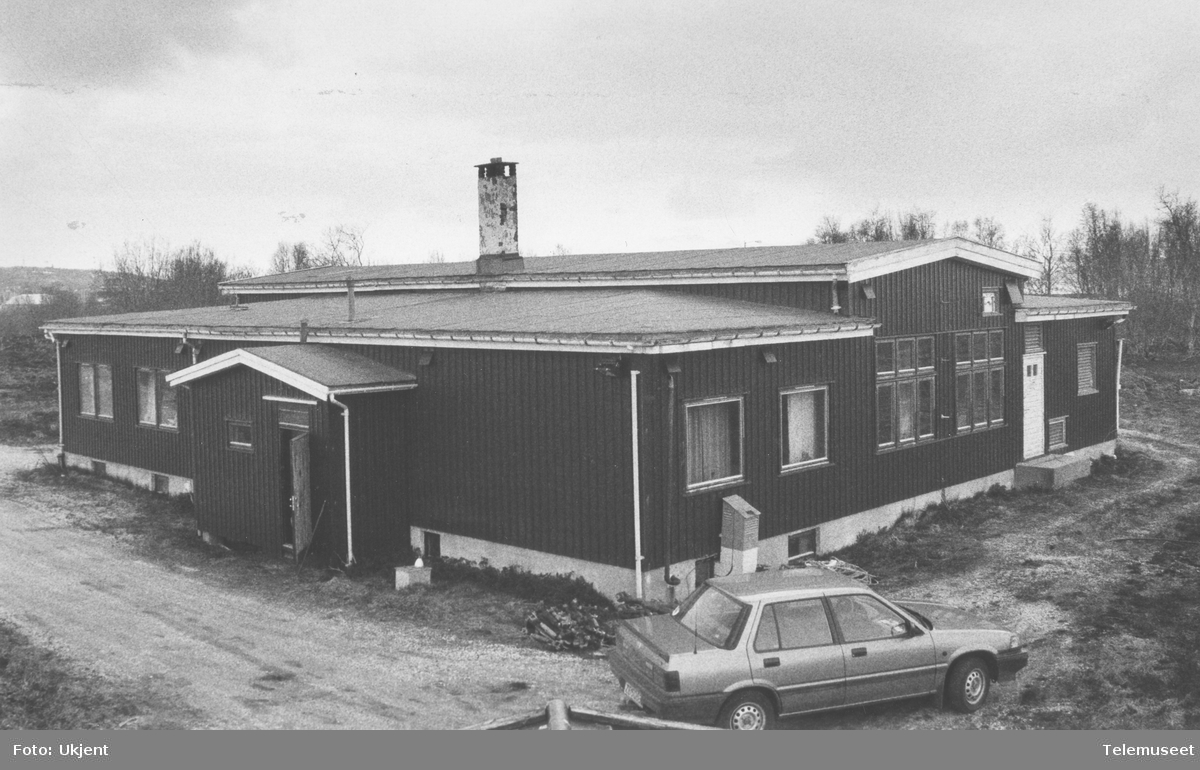 Tidligere Tromsø kringkaster, Telemuseet i Tromsø