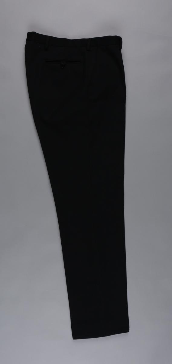 Uniformsbukse, del av telegrafist-uniform type telegrafist T-2 07-18.