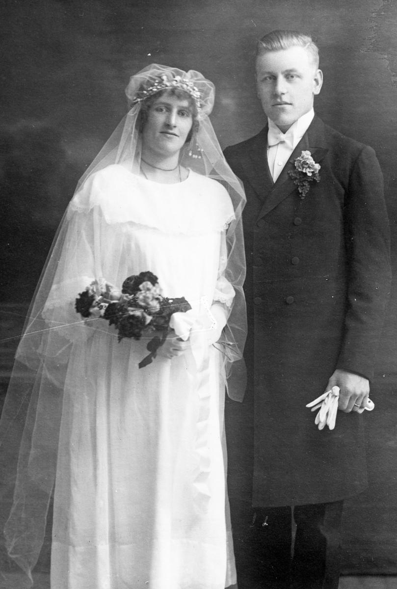 Brudparet Westlund, Järvsta