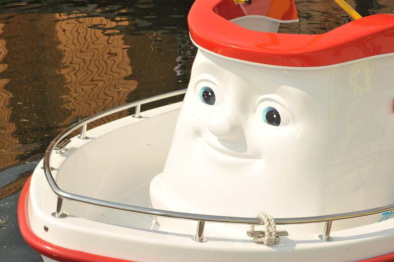 Båten Elias.