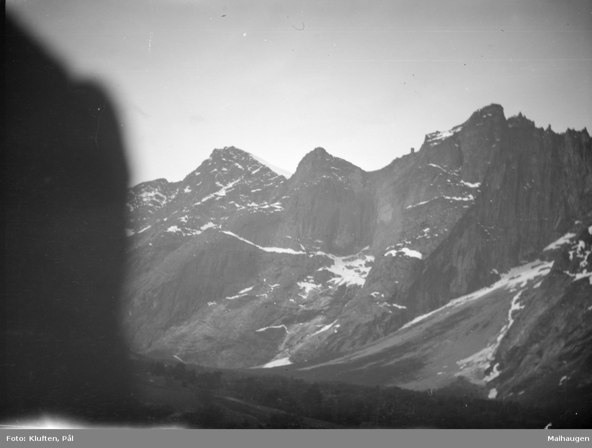 Trollveggen, Romsdalen