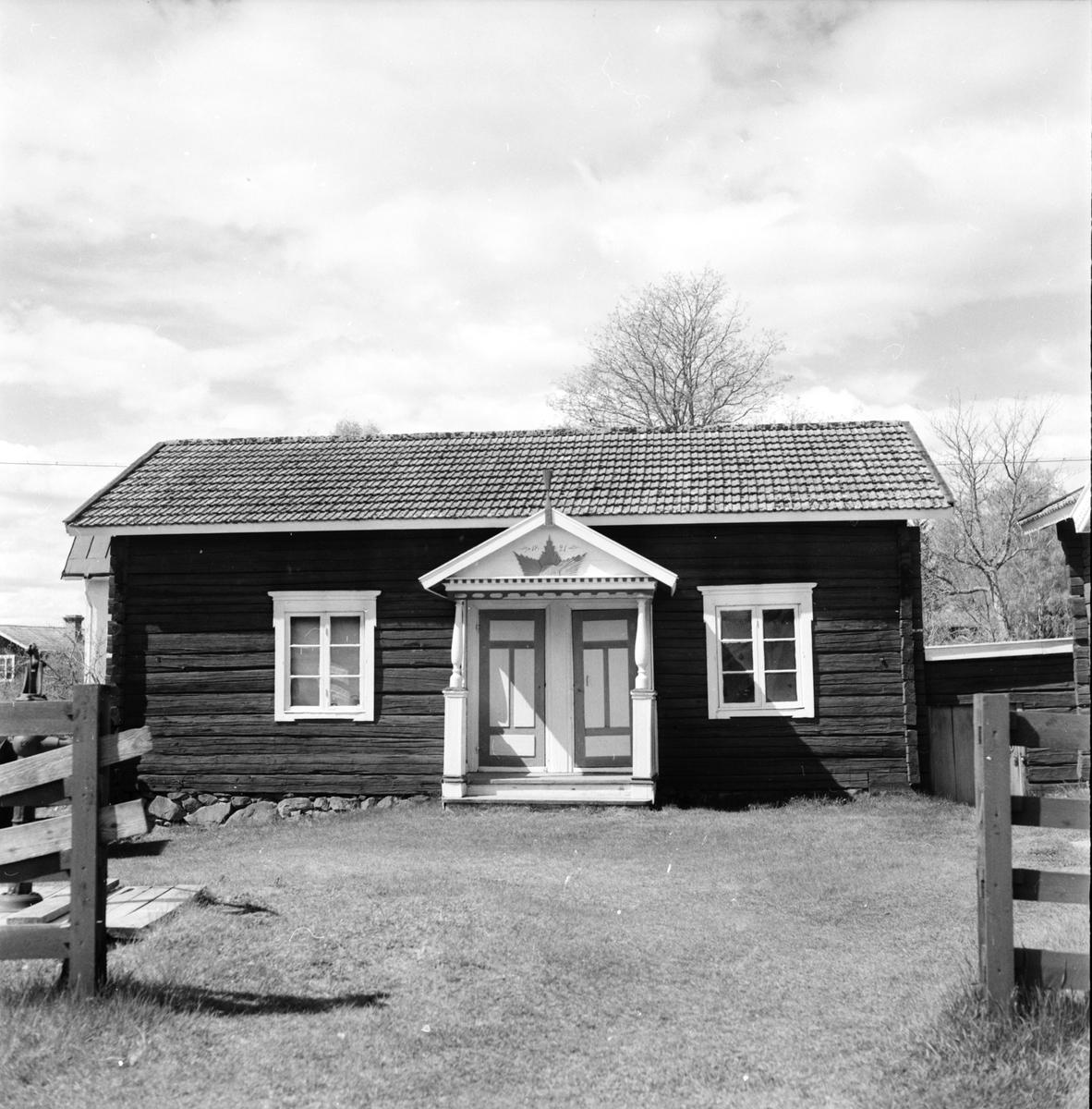Hälsingland, Rundtur med S.J. Röstlund,Wiksten, 1958