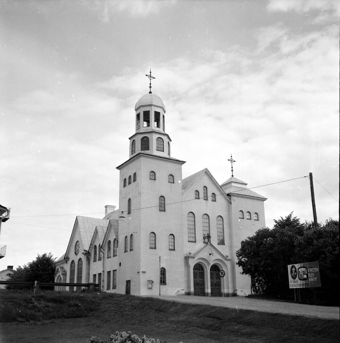 Fredriksson Nathan,Distr.förest. Missionskyrkan, 21 Augusti 1962