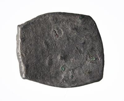 Revers:  Denne siden av mynten er av den typen som er kjent for å være uten preg.