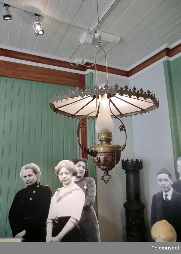 Lampe Norsk Teknisk Museum DigitaltMuseum