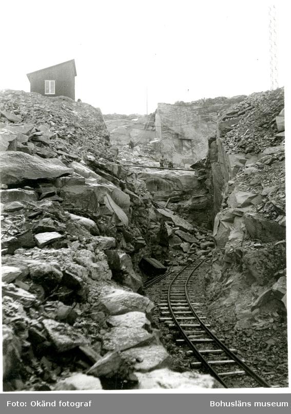 Stenbrott på Härnäset