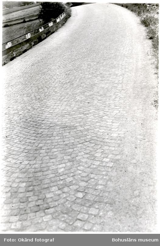 Stenlagd gata