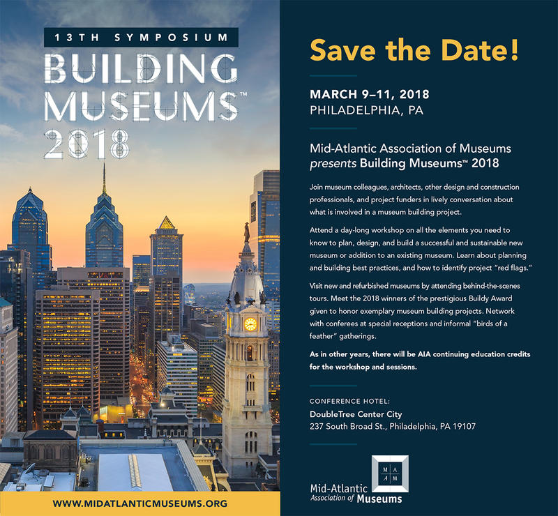 Building Museums 2018