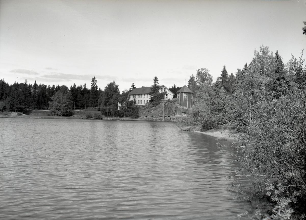 Fossheim hotell, Vestre Slidre.